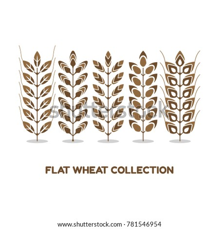 flat five wheat collection