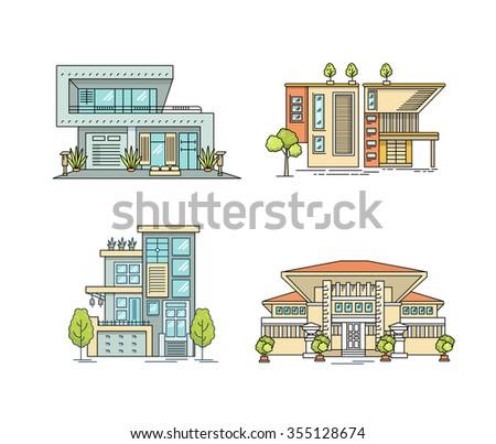 flat line architecture design