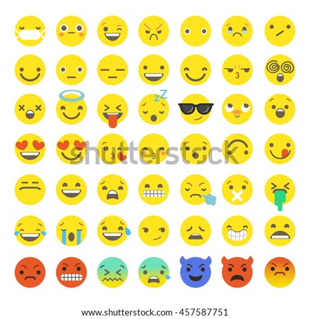 Smiley Face Sticker Download Free Vector Art Stock Graphics Images