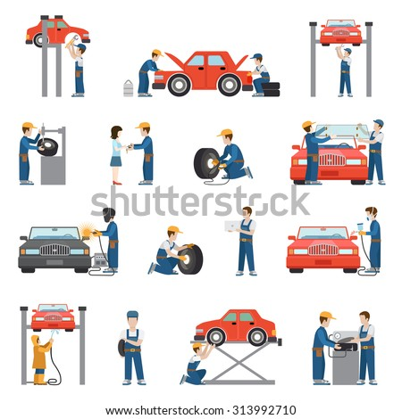 Automotive Repair And Parts
