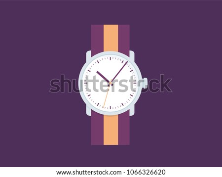 flat style vector illustration