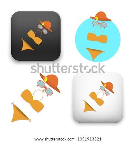 flat vector icon   illustration