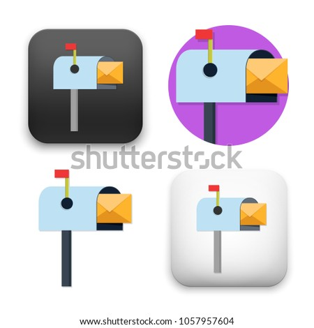 flat vector icon   illustration ...