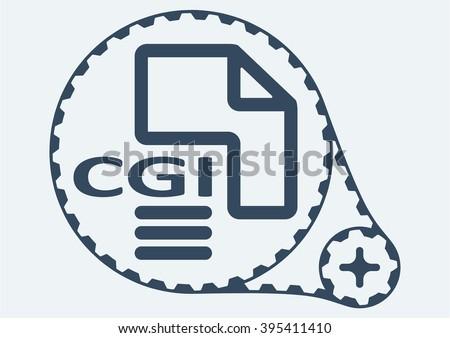flat vector illustration cgi