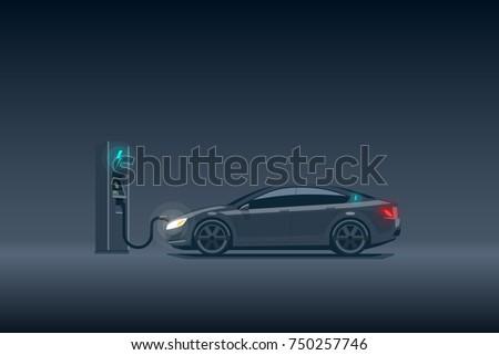 flat vector illustration of a