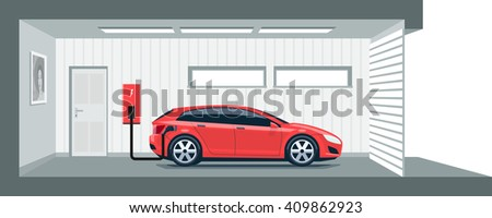 flat vector illustration of a