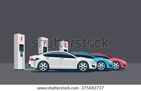 flat vector illustration of