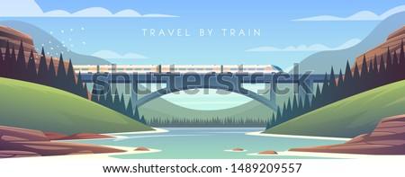 flat vector web illustration on
