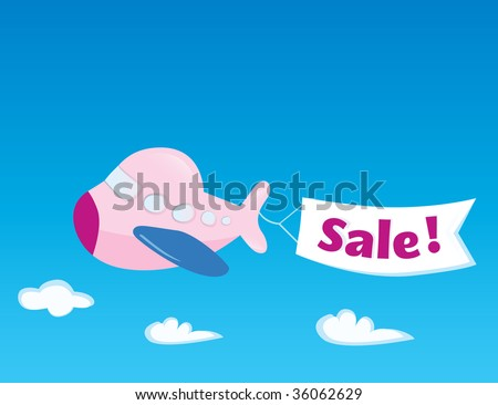 airplane sale