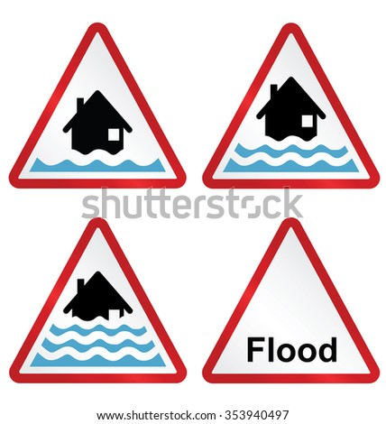 flood alert flood warning and