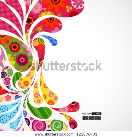 floral and ornamental item