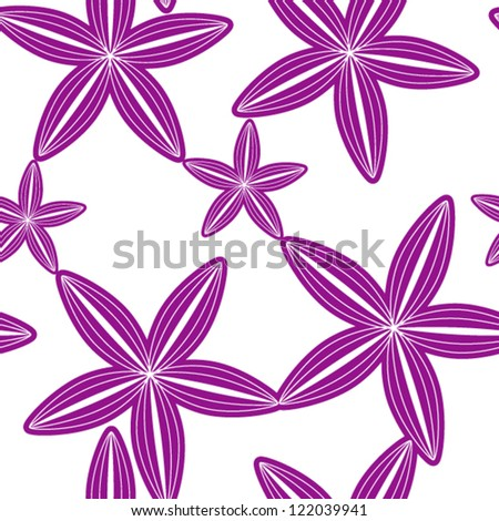 Floral background for design.