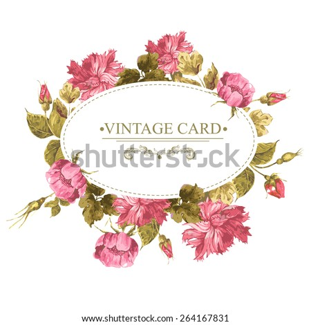 floral bouquet with roses