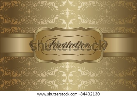 Floral business Card Template. Design vector
