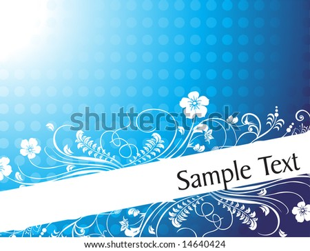 Sample Text Wallpaper Clip-art With Sample Text