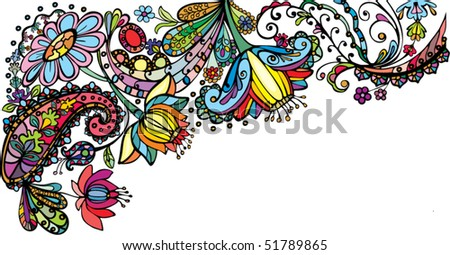 floral decoration