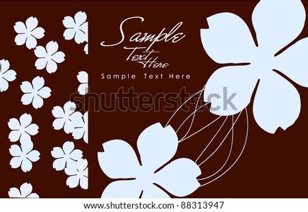 Floral design / creative design