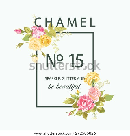 floral graphic design   for t