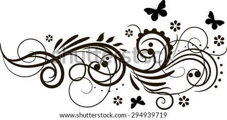 5 floral ornaments download free vector art stock graphics images rh vecteezy com vector ornament brushes illustrator vector ornament brushes illustrator
