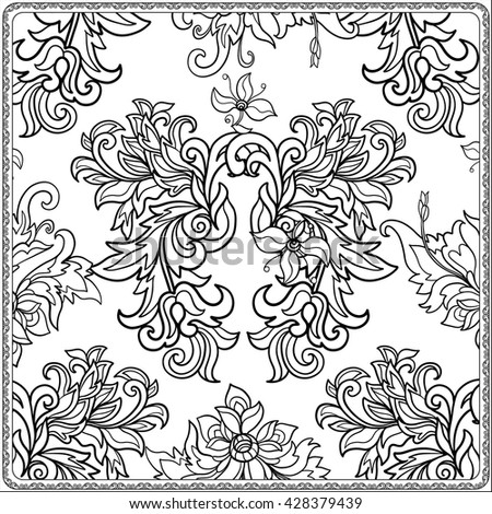 middle ages coloring book