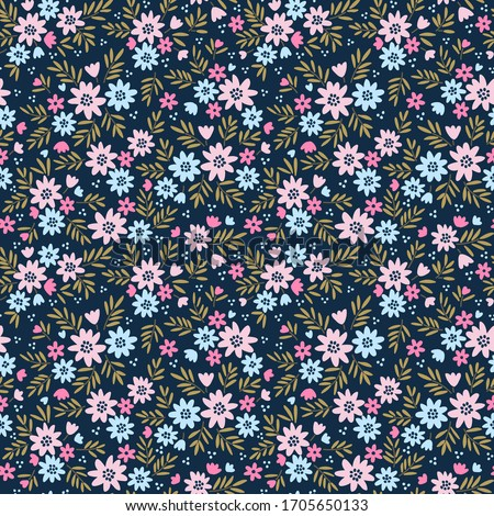 floral pattern pretty flowers