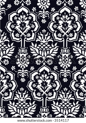 pattern wallpaper. floral pattern wallpaper