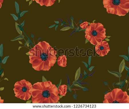 Red And Yellow Roses Background Download Free Vector Art Stock