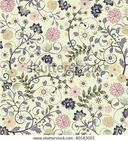 stock-vector-floral-seamless-pattern-vector-design