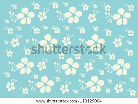Floral texture background with beautiful floral patterns- This floral pattern can be used for wallpaper, card design, web page background, surface textures and pattern fills