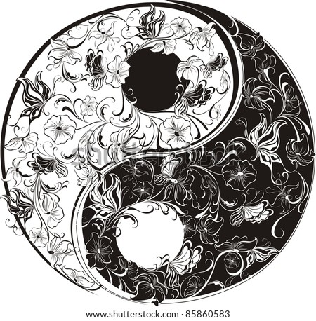 Yin Yang Symbol Download Free Vector Art Stock Graphics Images