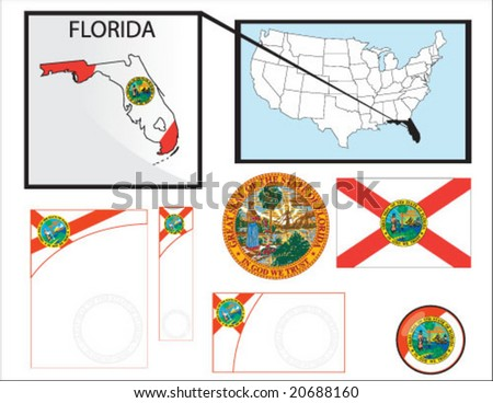 Florida collection vector (see profile for more)