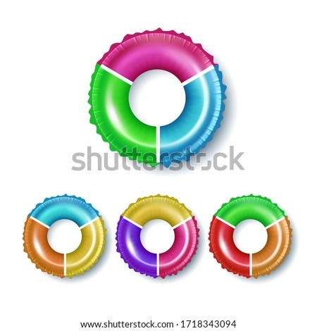 flotation ring for swimming