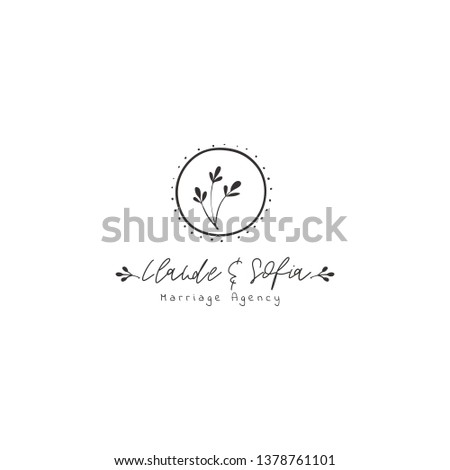 Flourishes calligraphic ornament and element. Retro style of design elements, postcard, banners, logos. Vector template.