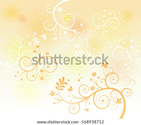 flower background_flower pattern