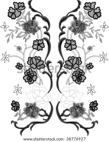 Hearts & Flowers Brazilian Embroidery Designs