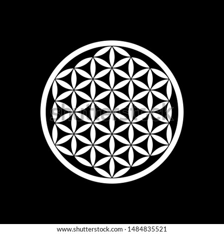 Flower Of Life Ancient Symbol