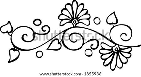 Flower Pattern Drawing Flower Pattern d