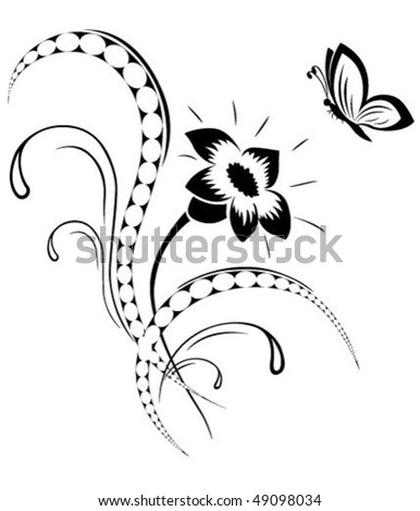 Flower Tattoo Patterns