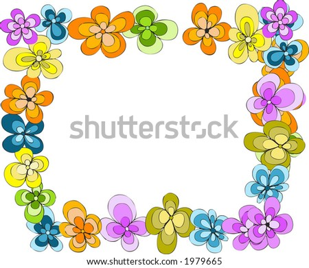 flowers background 6