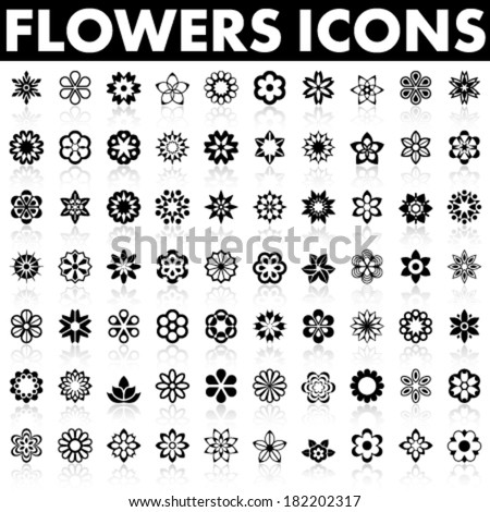 Flowers Icons