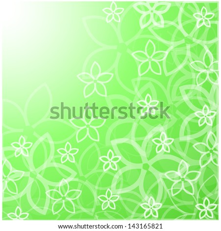 Flowers Vector Purple Background Wedding Invitation Card