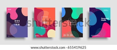stock-vector-fluid-color-covers-set-colorful-bubble-shapes-composition-trendy-minimal-design-eps-vector