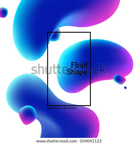 fluid colors shape modern