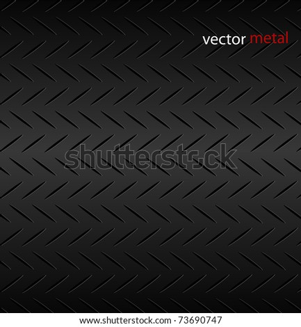 fluted metal texture pattern