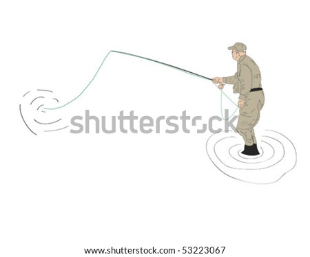 stock-vector-fly-fisherman-with-rod-and-reel-53223067.jpg