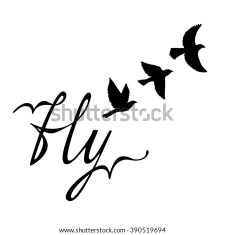 fly inspirational quote about