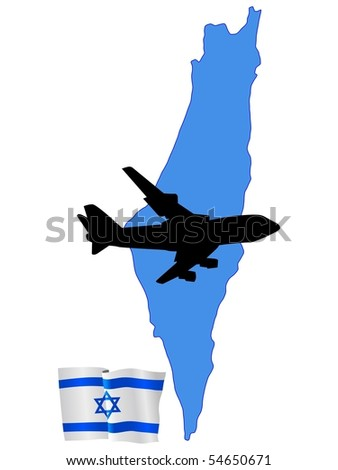 fly me to the Israel