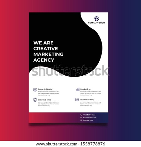Flyer,Agency flyer,Creative flyer,New Flyer templates