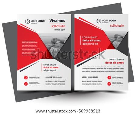 flyer brochure design business flyer size a4 template creative