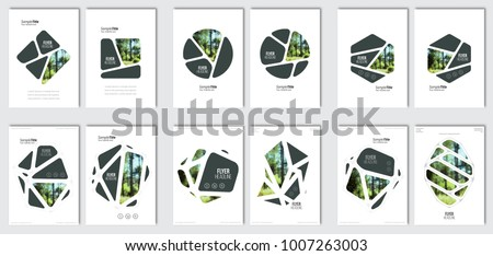 stock-vector-flyer-layout-template-vector-brochure-background-set-with-elements-for-magazine-cover-poster